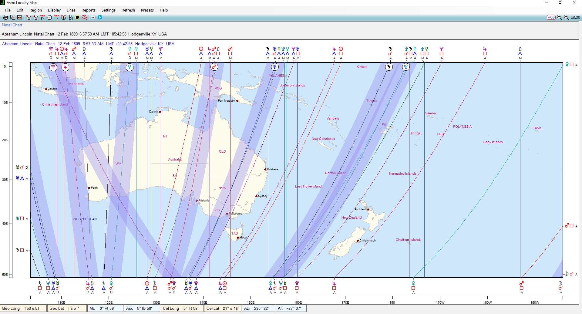 Features include uranian astrology progressed charts transit regional alm of australasia nvjuhfo Image collections